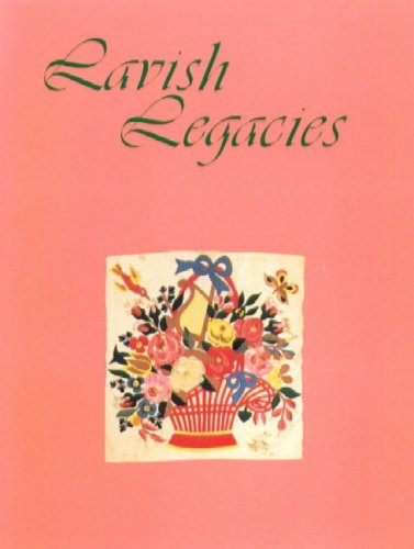 9780938420392: Lavish Legacies: Baltimore Album and Related Quilts in the Collection of the Maryland Historical Society