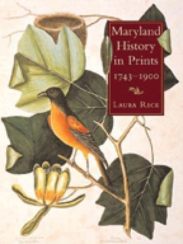 9780938420712: Maryland History in Prints (Maryland Historical Society)