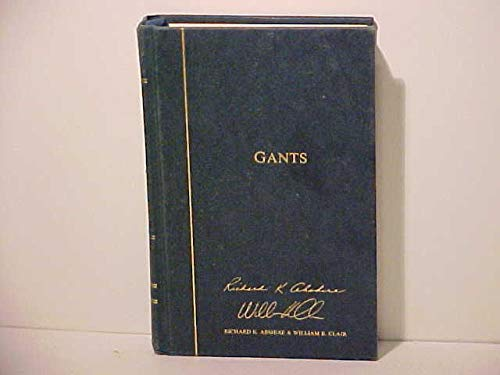 9780938422112: Gants (Private library collection. Mystery)