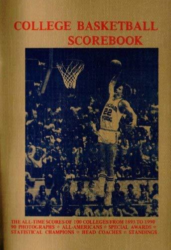 COLLEGE BASKETBALL SCOREBOOK: KENNETH N. CARLSON