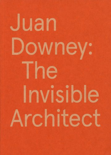 9780938437765: Juan Downey: The Invisible Architect