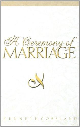 9780938458159: Ceremony of Marriage