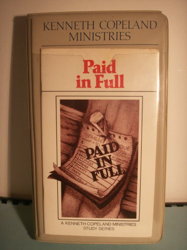 9780938458470: Paid in Full (How Jesus paid the price for you)