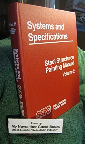 steel structures painting manual abebooks rh abebooks com steel structures painting manual volume 2 systems and specifications steel structures painting manual volume 1 pdf