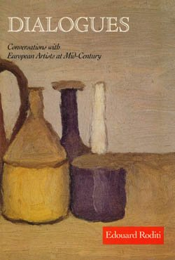 9780938491262: Dialogues, Conversations with European Artists at Mid-Century