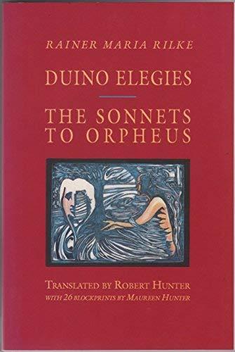 9780938493211: Duino Elegies: The Sonnets to Orpheus