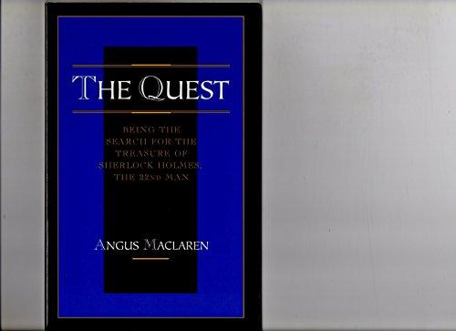 9780938501190: Quest