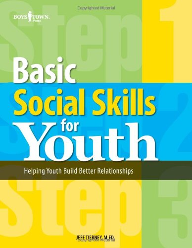 9780938510390: Basic Social Skills for Youth: A Handbook from Boys Town