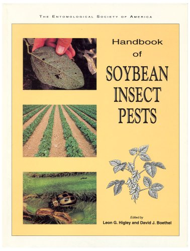 9780938522294: Handbook of Soybean Insect Pests