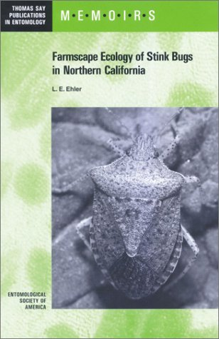 9780938522850: Farmscape Ecology of Stink Bugs in Northern California