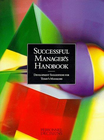 9780938529033: Successful Manager's Handbook