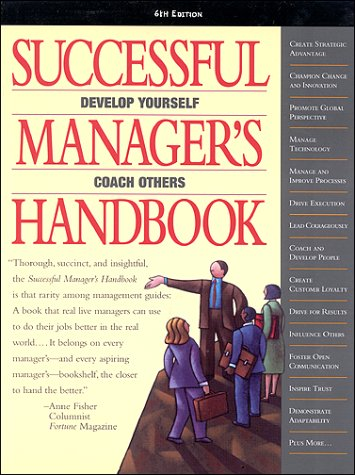 9780938529200: Successful Manager's Handbook: Development Suggestions for Today's Managers