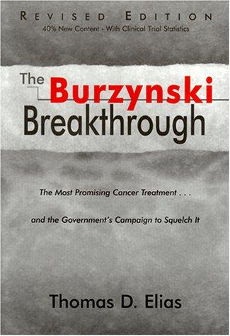 The Burzynski Breakthrough: Elias, Thomas