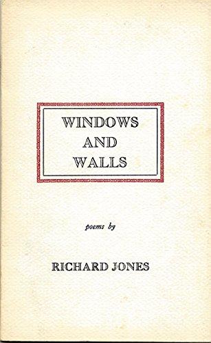Windows and Walls: Jones, Richard