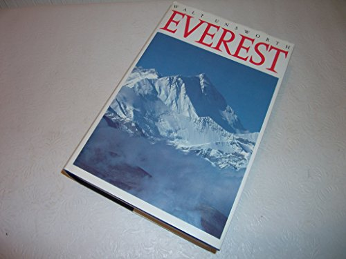 9780938567189: Everest: A Mountaineering History
