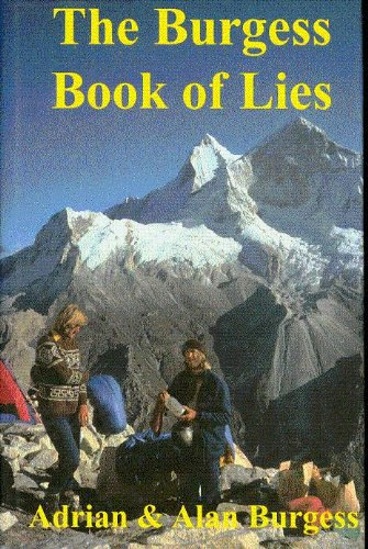 9780938567387: Burgess Book of Lies