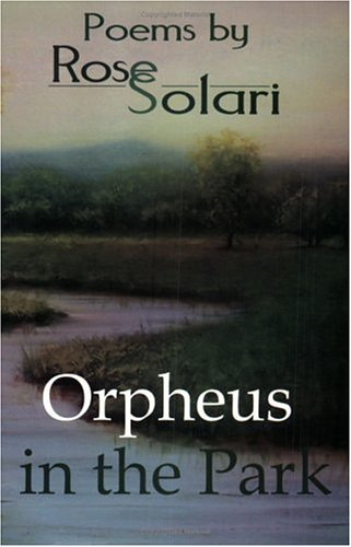 9780938572435: Orpheus in the Park