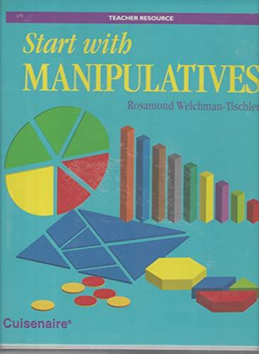 9780938587316: Start with manipulatives