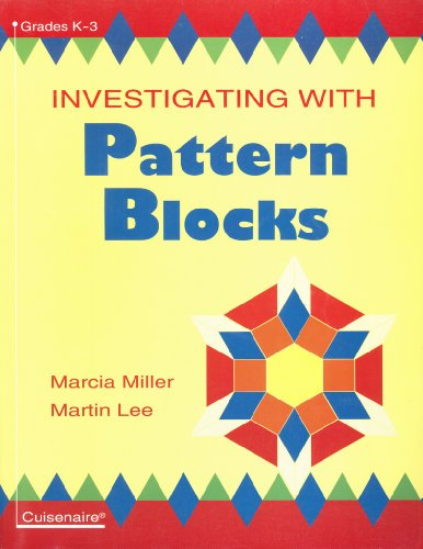 9780938587781: Investigating With Pattern Blocks