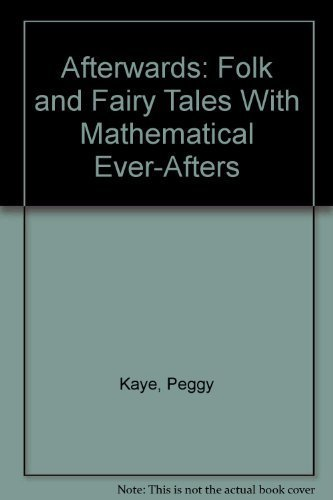 9780938587958: Afterwards: Folk and Fairy Tales with Mathematical Ever-Afters, Grades 1-2