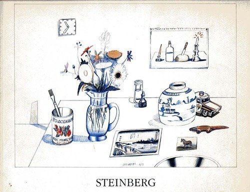 Still life and architecture: April 3-May 1,: Saul Steinberg