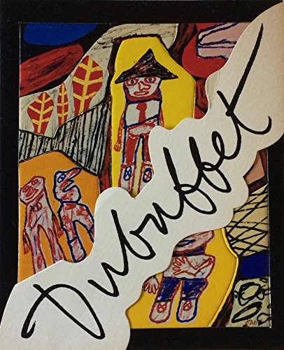Jean Dubuffet: Partitions 1980-81, Psycho-Sites 1981