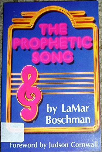 9780938612124: The Prophetic Song