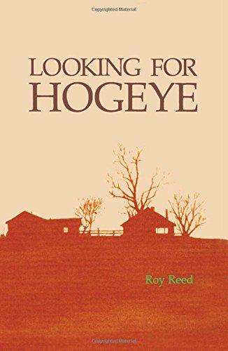 Looking For Hogeye: Reed , Roy