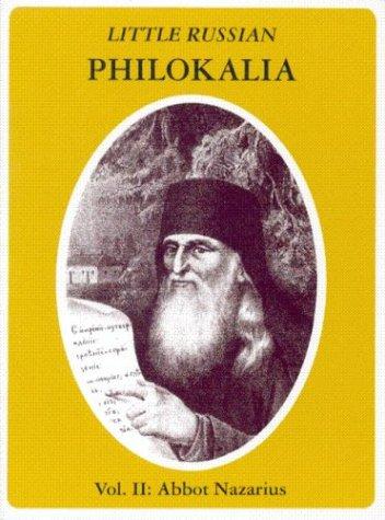 9780938635314: Little Russian Philokalia: Abbot Nazarius of Valaam