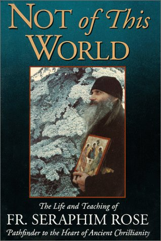 Not of This World: The Life and: Christensen, Monk Damascene