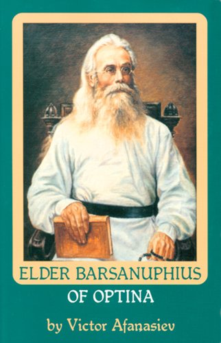 Elder Barsanuphius of Optina: Victor Afanasiev