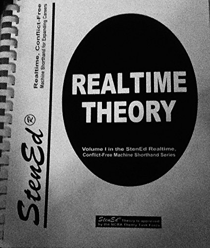 9780938643012: Realtime Theory: Conflict-Free, Real Time Machine Shorthand for Expanding Careers