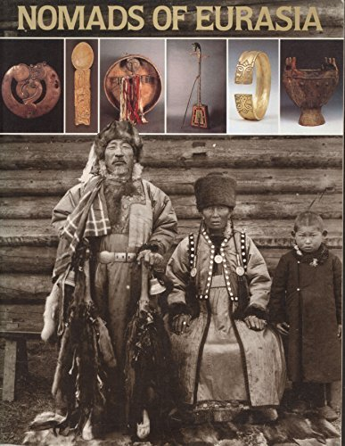 9780938644255: Nomads of Eurasia