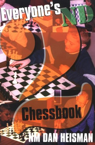 9780938650553: Everyone's Second Chess Book