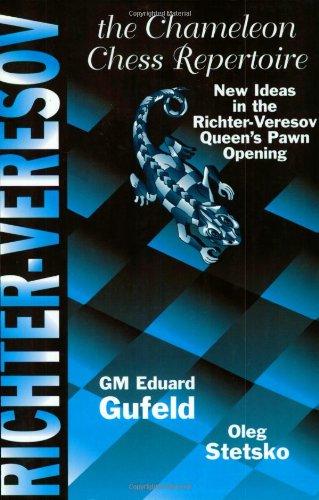 9780938650973: The Richter-Veresov System: The Chameleon Chess Repertoire 1. d4 Nf6 2. Nc3 d5.3 Bg5