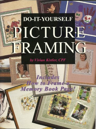 Vivian kistler abebooks do it yourself picture framing includes how to vivian kistler solutioingenieria Choice Image