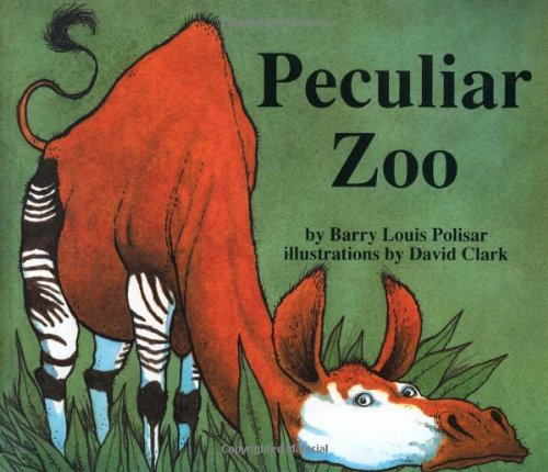 9780938663140: Peculiar Zoo (Rainbow Morning Music Picture Books)