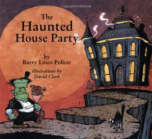 9780938663218: The Haunted House Party (Rainbow Morning Music Picture Books)