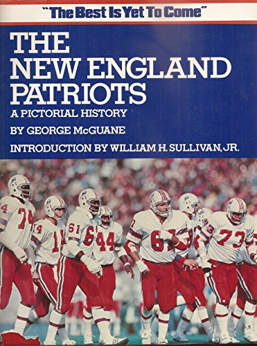 9780938694007: The New England Patriots: A Pictorial History