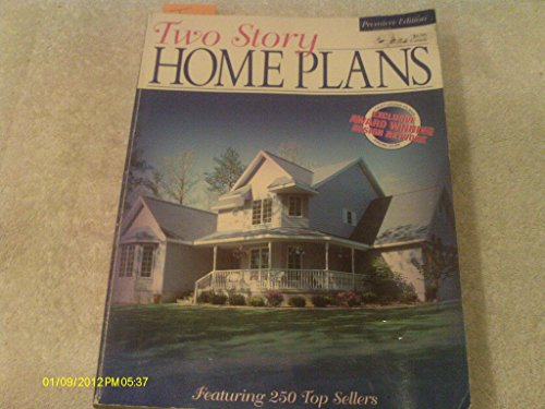 9780938708582: Two Story Home Plans