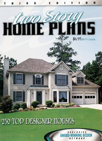 9780938708834: Two Story Home Plans (Home Plan Books)