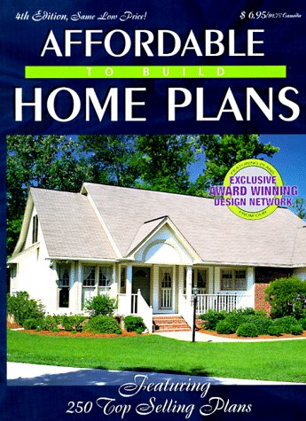 9780938708841: Affordable to Build Home Plans