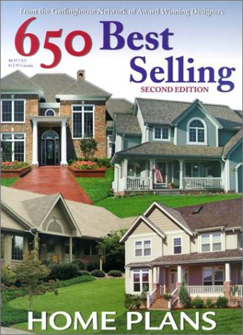 9780938708964: 650 Best Selling Home Plans
