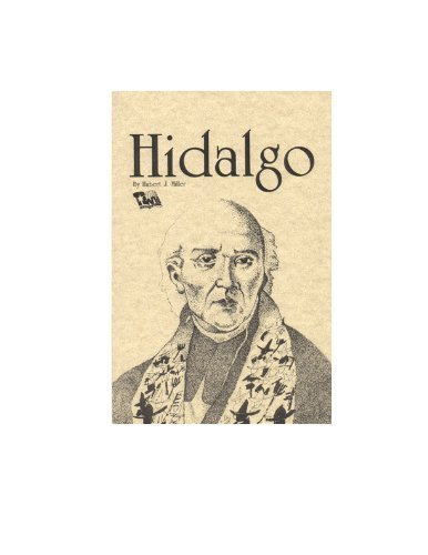 9780938738176: Padre Miguel Hidalgo: Father of Mexican Independence