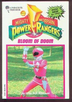 9780938753926: Bloom of Doom (Mighty Morphin Power Rangers)
