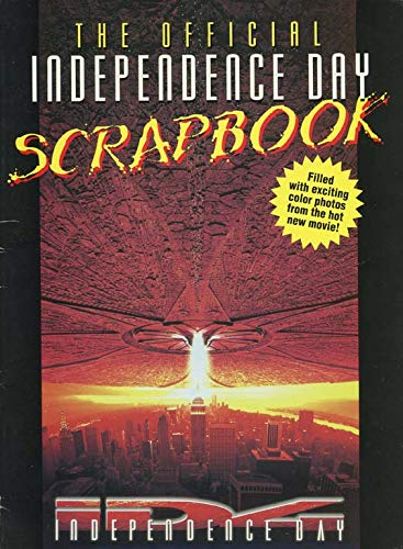 Independence Day The Official Scrapbook: De Lara, Sue