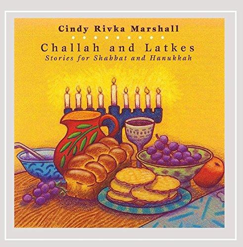 9780938756699: Challah and Latkes: Stories for Shabbat and Hanukkah