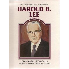 The illustrated story of President Harold B.: Reading, Lucille