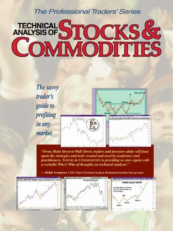 9780938773191: Technical Analysis of Stocks & Commodities, Volume 16 (1998 issues)