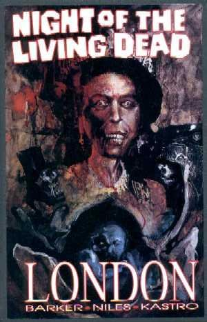 London: End of the Line (Night of the Living Dead Series): Barker, Clive